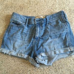 Hollister Shorts - Distressed Hollister Shorts